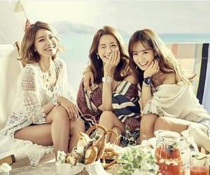 girls generation, taeyeon, and hyoyeon image