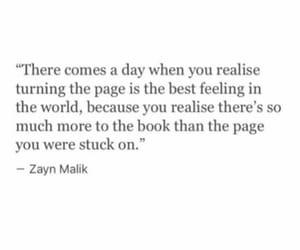book, zayn malik, and life image
