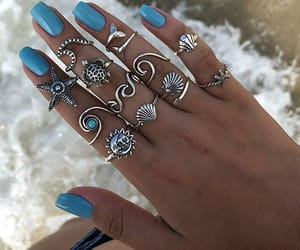 fashion, hands, and inspiration image