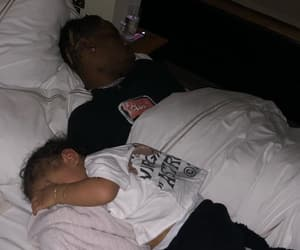 travis scott and stormi image