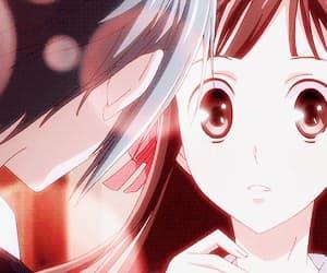 anime girl, fruits basket, and kawaii girl image