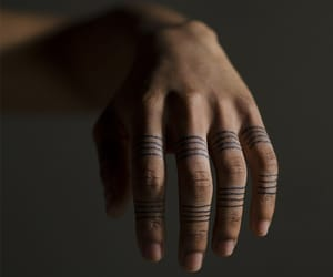 tattoo, hand, and cool image