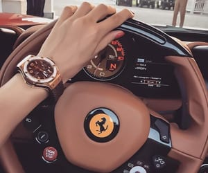 cars, jewelry, and women image