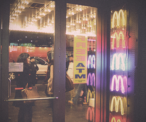 McDonalds and food image