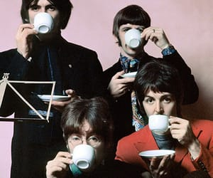 1960s, thebeatles, and photoshoot image