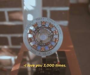 tony stark, endgame, and Avengers image