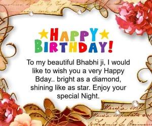 bhabhi, article, and birthday image
