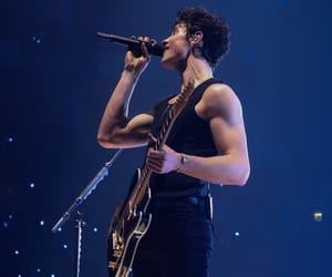 arms, blue, and singing image