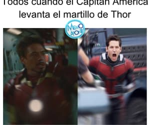 Avengers, lol, and meme image