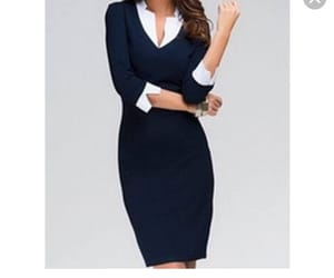 dresses and businesscasual image