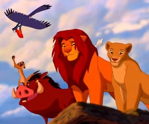 lion king and disney image