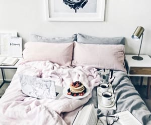 bed, inspo, and tumblr image
