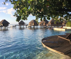 french polynesia and moorea image