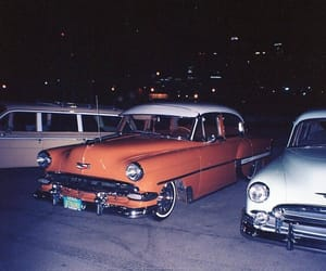car, vehicle, and vintage image