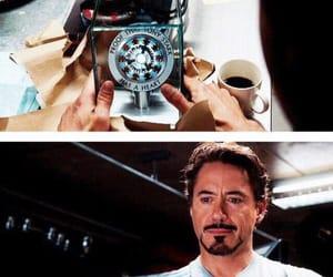 Avengers, iron, and ironman image