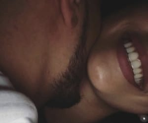 boy, couple, and smile image