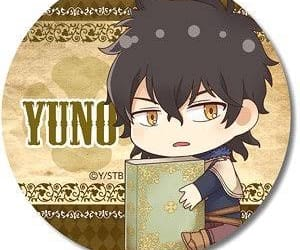 black clover and yuno image