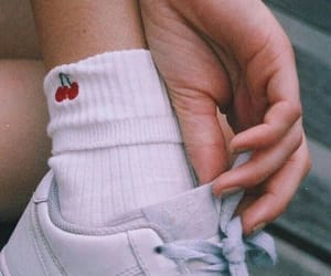 aesthetic, shoes, and socks image