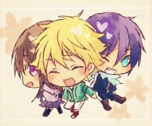 hiyori, yukine, and noragami image