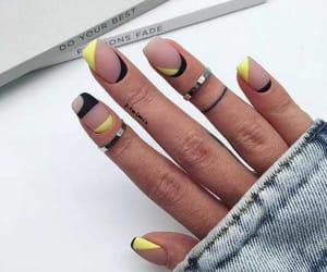 nails, rings, and art image