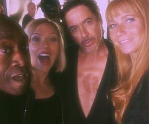Marvel, Scarlett Johansson, and Don Cheadle image