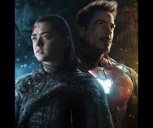 Avengers, beautiful, and iron man image
