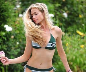 bikini, blonde, and Hot image