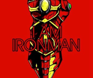 Avengers, Marvel, and ironman image