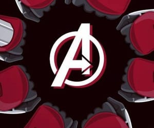 Avengers, Marvel, and wallpaper image