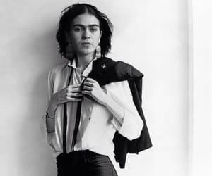 Frida, frida kahlo, and Patti Smith image