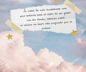 amor, cielo, and estrellas image