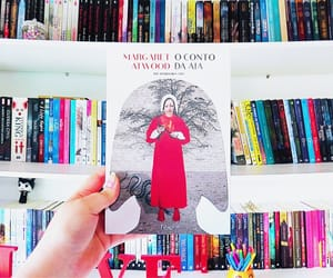 book, livros, and offred image