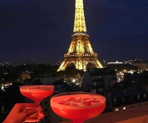 drink and paris image