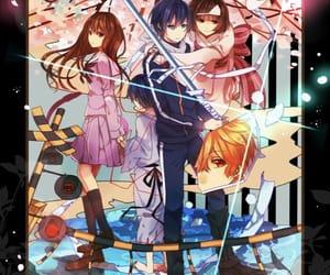 nora, hiyori, and yato image