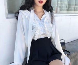 fashion, girl, and mb image
