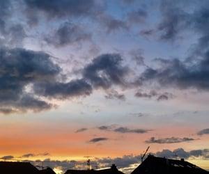 big, magic, and sky image