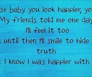 brokenheart, happier, and Lyrics image