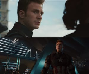 actor, Avengers, and captain america image