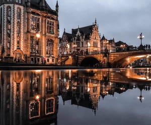 adventure, europe, and Ghent image