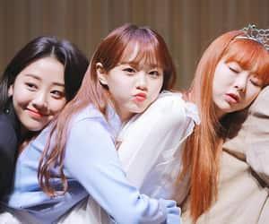 loona, chuu, and kpop image