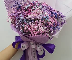 bouquet, pretty, and spring image
