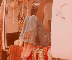 hippie, boho, and free image