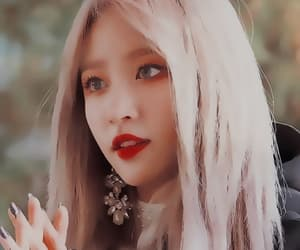 kpop icons, hani icons, and exid icons image