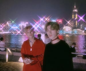 90s, aesthetic, and city image
