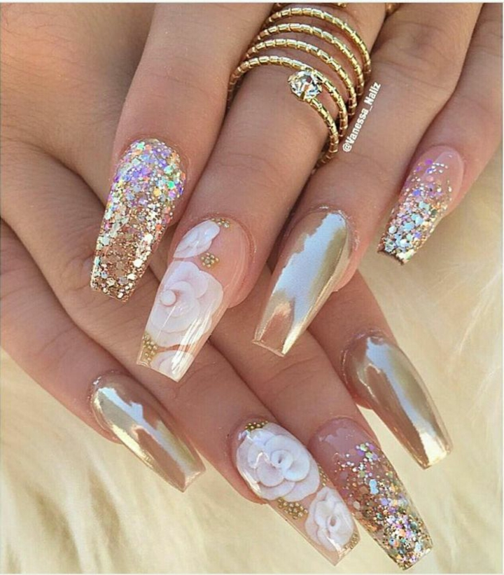 Image About Beauty In Nails By Nico On We Heart It