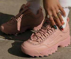 Fila, tumblr, and shoes image