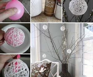 diy, christmas, and decoration image