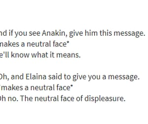 Anakin Skywalker, ahsoka tano, and incorrect quotes image