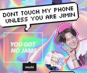 aesthetics, mochi, and jiminnie image