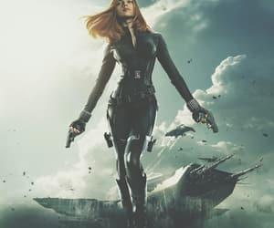 Avengers, black, and widow image